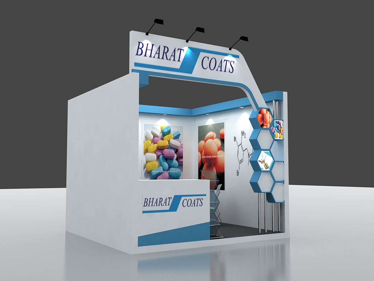 Pharmaceutical Exhibition Stand Design : Exhibition stall design and creative stall design for exhibition